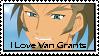 Van Grants Stamp by 64Cartridge