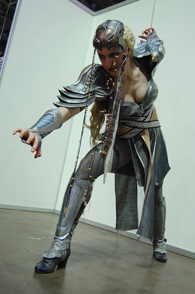 Horseman of Apocalypce: Death (X-Men) by AcidDaisy