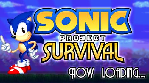 Loading Screen - Sonic: Project Survival by Sonicxhero4