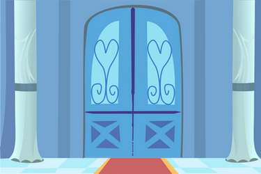 Cadence's Entrance Door