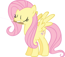 Conductorshy, Fluttershy the conductor
