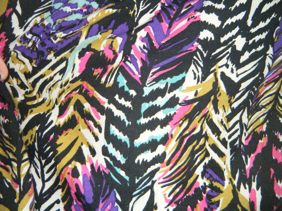 funky zebra texture stock