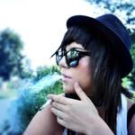 Smoking,whispering