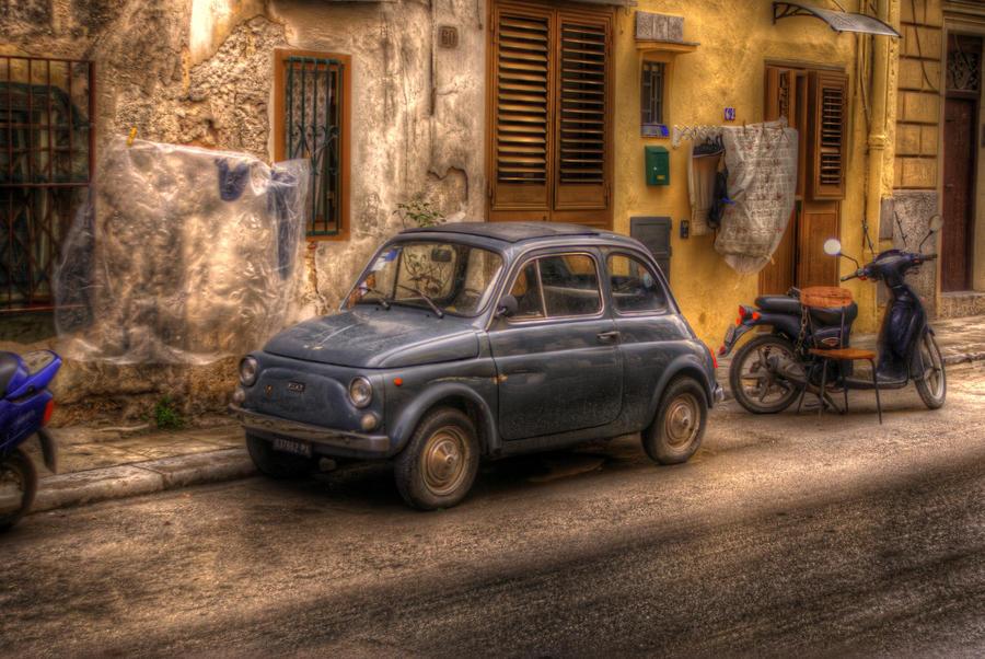 Sicily street by Dakann