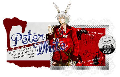 Peter White by Andrea4You