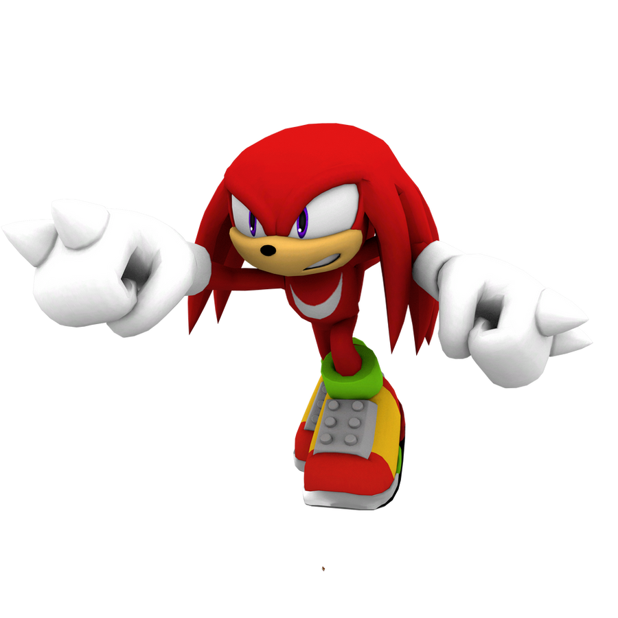 Knuckles by Mike9711