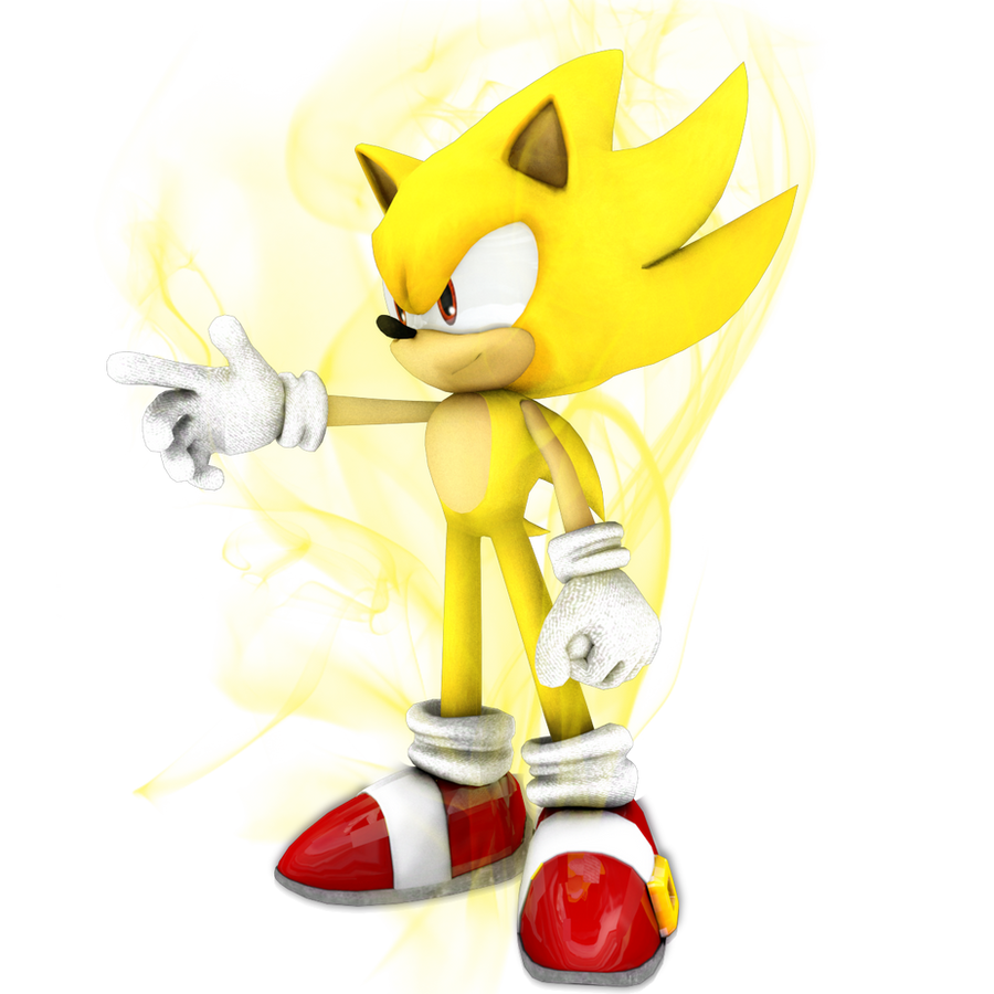 Super Hedgehog by Mike9711