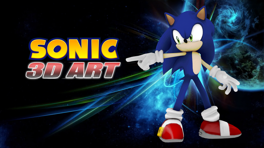 sonic_3d_art_by_mike9711-d5h1v6s.png