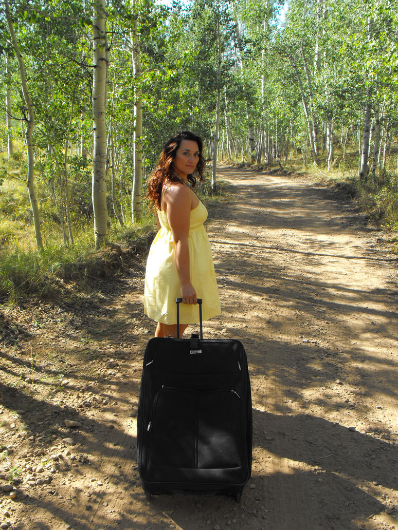 all my bags are packed and i am ready to go by modelkellie