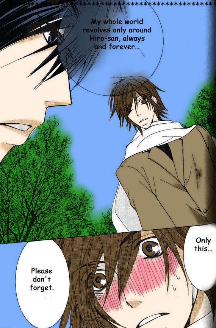Nowaki and Hiroki by snooperj