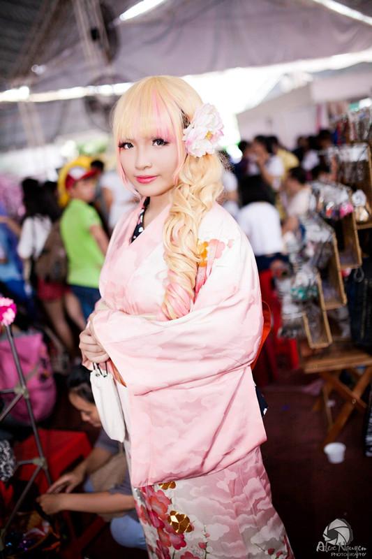 [ Kimono ] Sheryl by Shioji