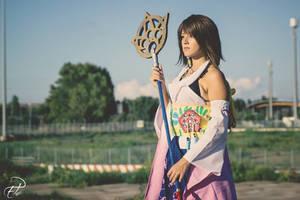 Yuna   Summoner Cosplay   by HikkiKatastrophic