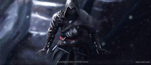 Ezio Auditore  Assasin's Creed Revelations Fan art