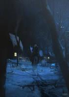 Geralt where it's the snow ??