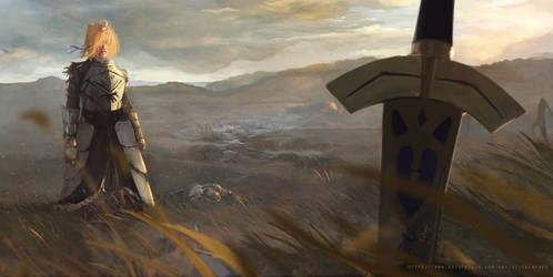 Saber  Excalibur
