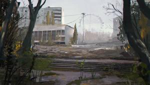 Pripyat by Kalberoos