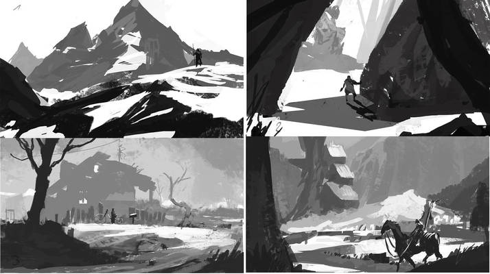 Value sketches