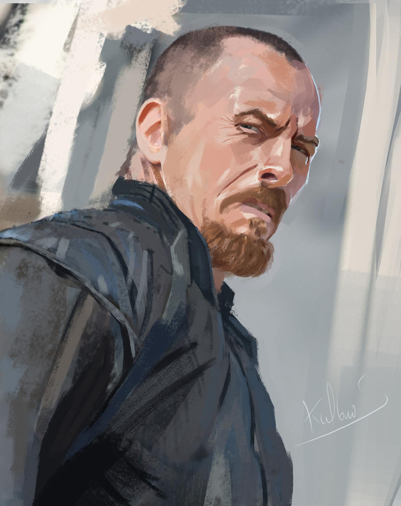 Study face cpt Flint by Kalberoos