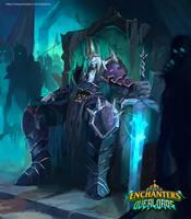 King Arsen III the Immortal by Kalberoos