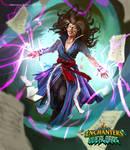 Beatrix the Spelleater