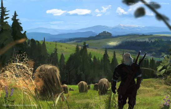 Geralt return