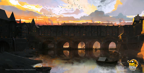 Pont au Change 1400s