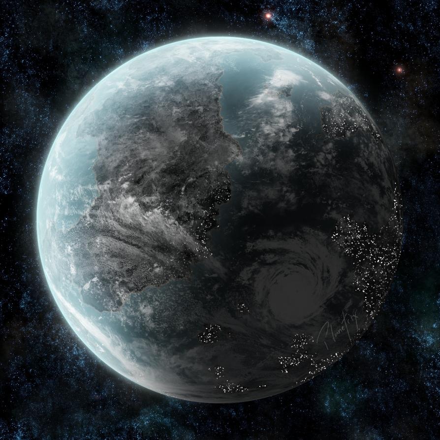 [OPEN] Terran Planet 004 by Planetrix on DeviantArt