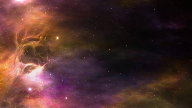 Wallpaper: The Llama Nebula v1