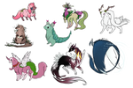 Esk Stickers Batch