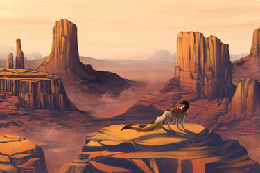 A Moment in Monument Valley