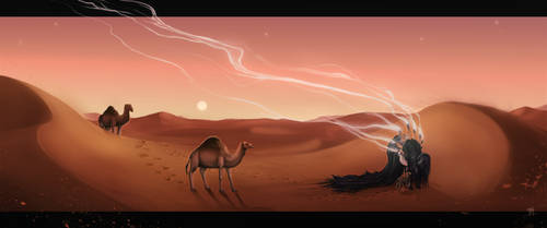 Reunion in the Drifting Sands
