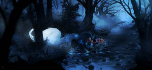 Moonlight Introspection