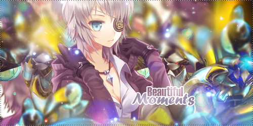 Beautiful Moments - Signature by KisakuPL