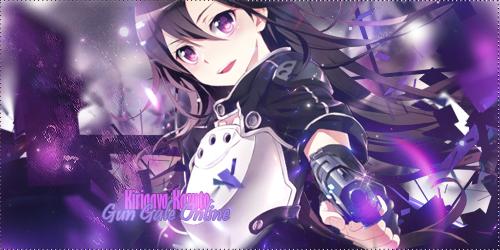 Kirito - Signature by KisakuPL