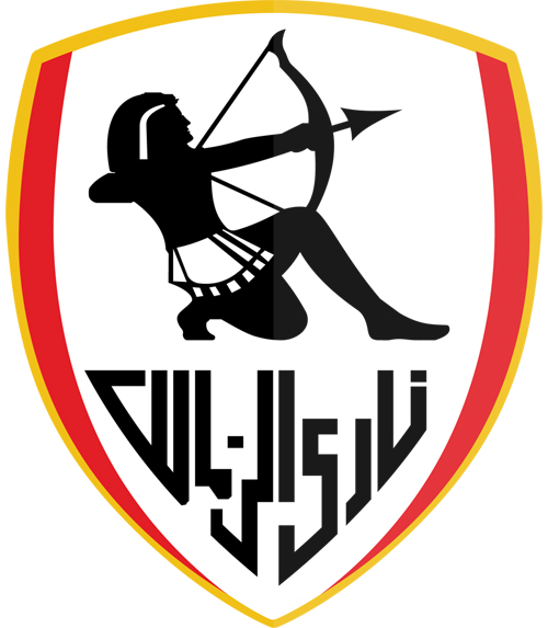 Zamalek logo by Givn on DeviantArt