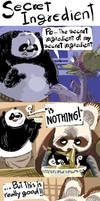 The Gags of Kung Fu Panda - 02