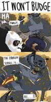 The Gags of Kung Fu Panda - 09