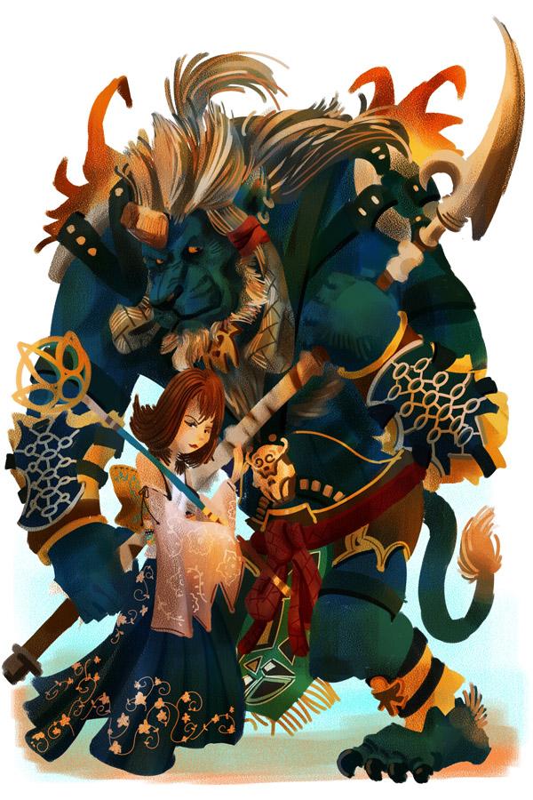 Final Fantasy X - Hymn of the Fayth (Kimahri Ronso Version