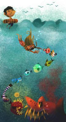 Origin of the word FISHY