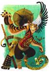 Tigress of the 5