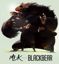 MLK was a Black Bear