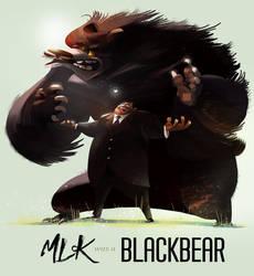 MLK was a Black Bear by galgard