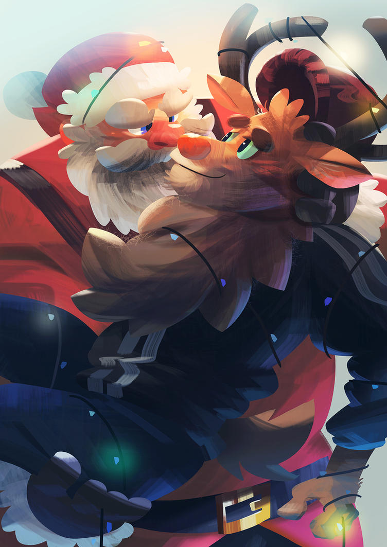Rudolph by galgard