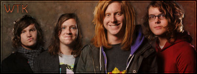 We The Kings signature