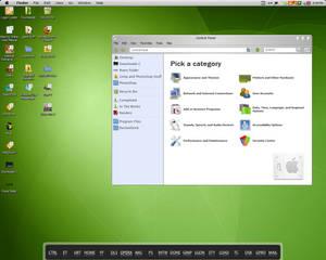 Mac, Vista and Gnome collab