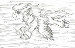 Free Line Art #1 by Taski-Guru