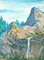 Mountains by Taski-Guru