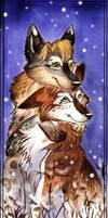 Let it Snow by Taski-Guru