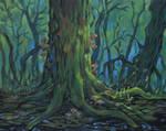 Deep Forest by Taski-Guru
