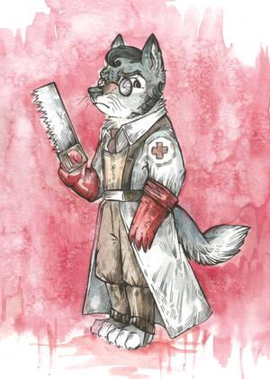 I'm Your Medic by Taski-Guru